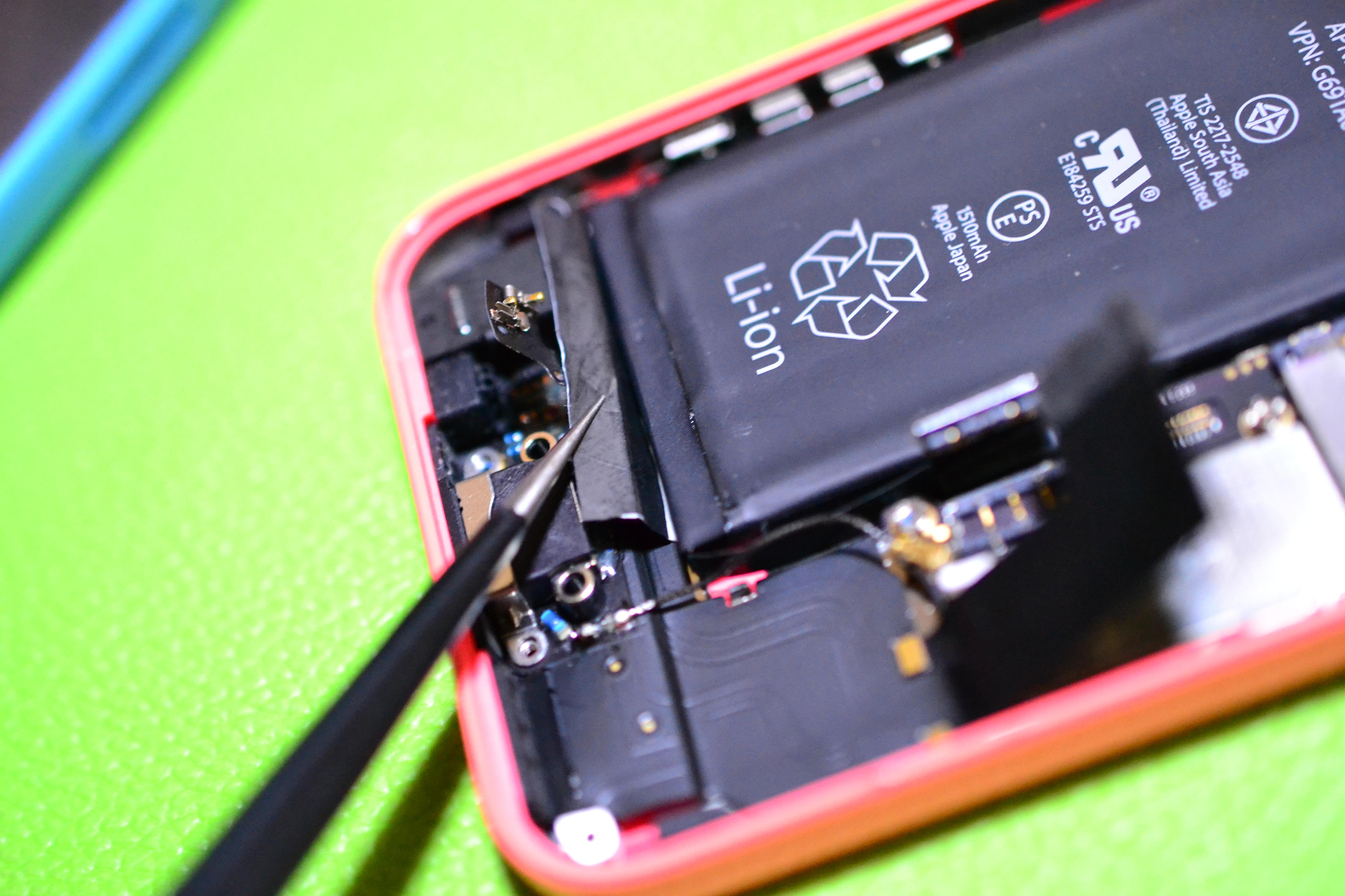 バッテリー 交換 スマホ